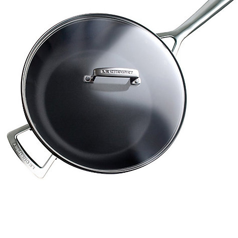 Buy Le Creuset Toughened Non-Stick Glass Lids Online at johnlewis.com