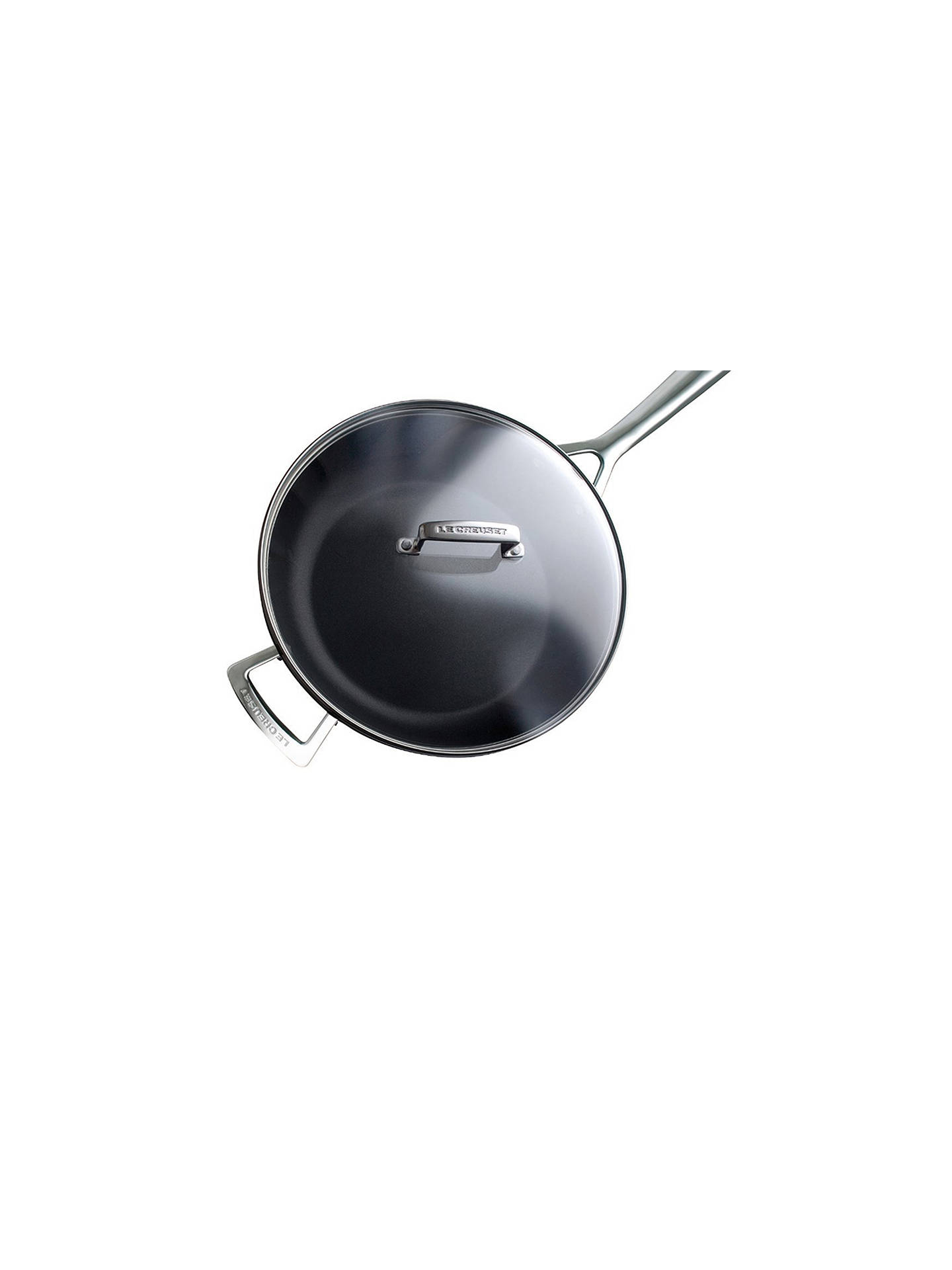 BuyLe Creuset Toughened Non-Stick Glass Lids, 28cm Online at johnlewis.com