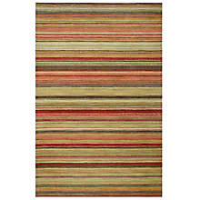 Buy John Lewis Multi Stripe Rugs, Harvest Online at johnlewis.com