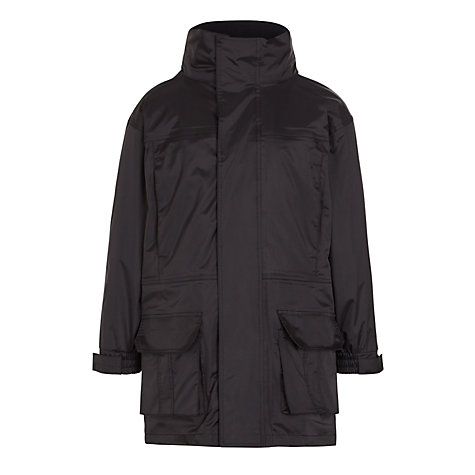 Buy Children's 3-In-1 School Jacket, Black Online at johnlewis.com