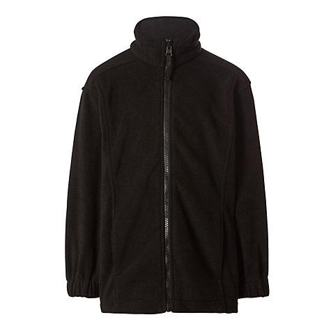 Buy Children's 3-In-1 School Jacket, Black | John Lewis