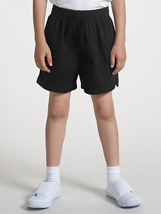 John Lewis & Partners Cotton PE Shorts