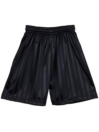 John Lewis & Partners Football Shorts, Navy