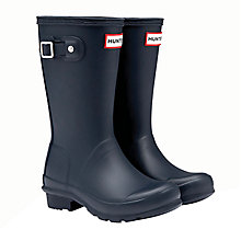 Buy Hunter Children's Original Wellington Boots Online at johnlewis.com