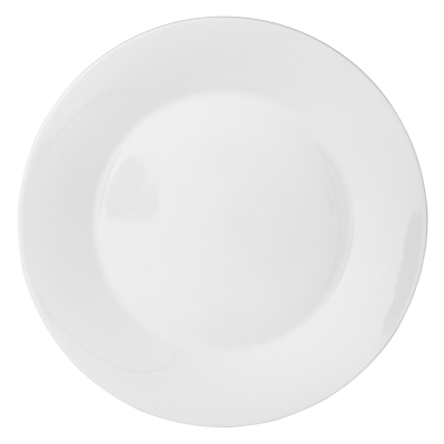 Image of Jasper Conran for Wedgwood White Plate, Dia.27cm