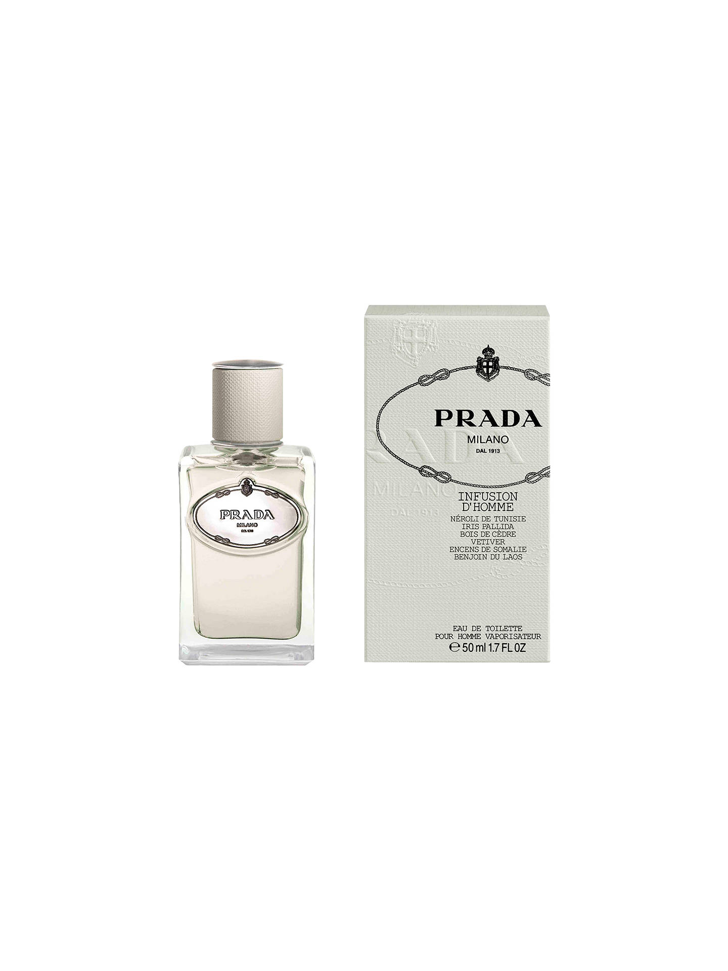 a88049164ea Prada Infusion d Homme Cologne at John Lewis   Partners