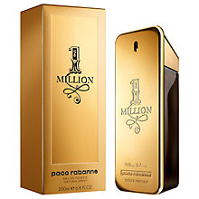 Buy Paco Rabanne 1 Million Eau de Toilette Online at johnlewis.com