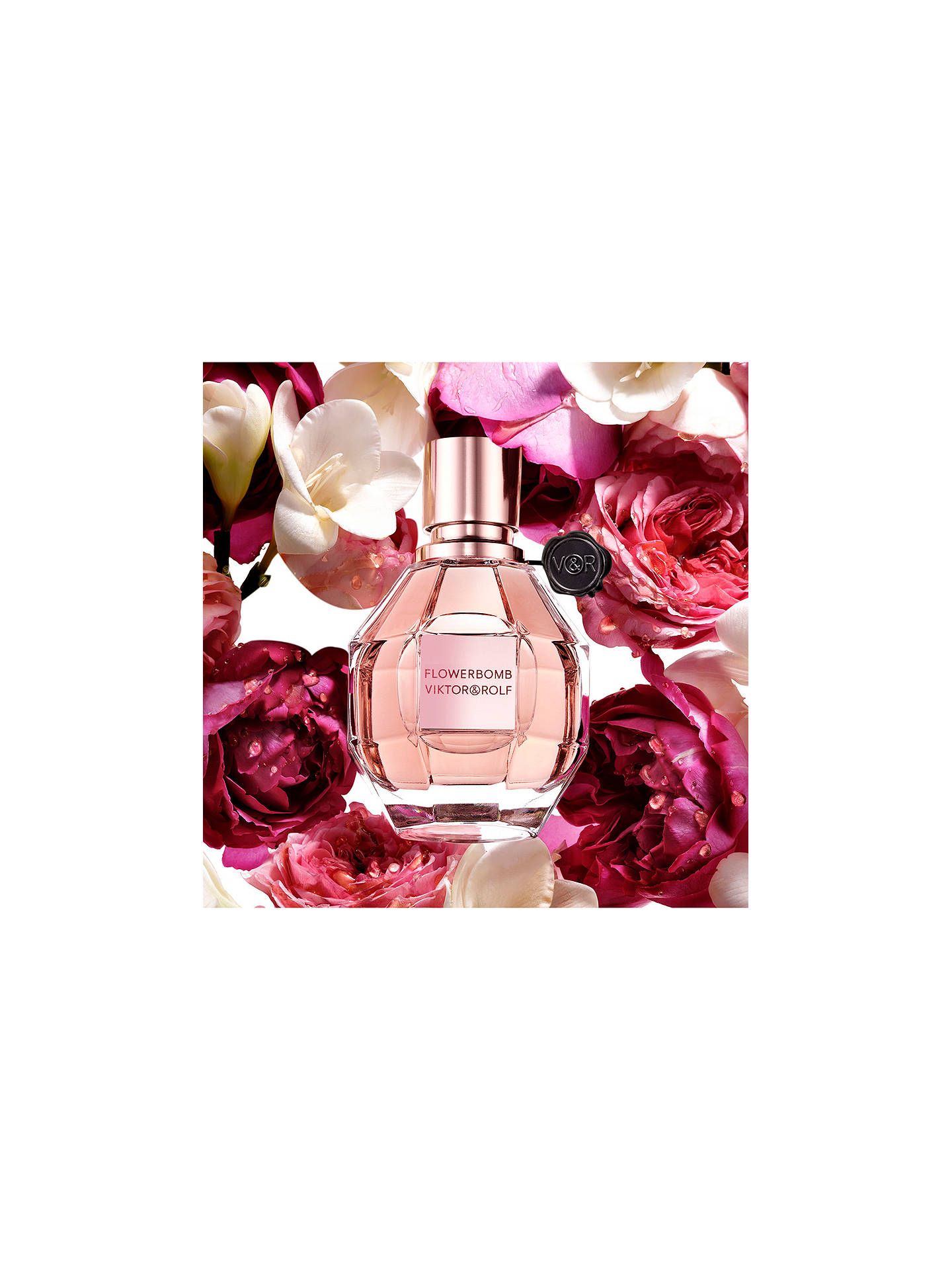 Buy Viktor & Rolf Flowerbomb Eau de Parfum, 100ml Online at johnlewis.com