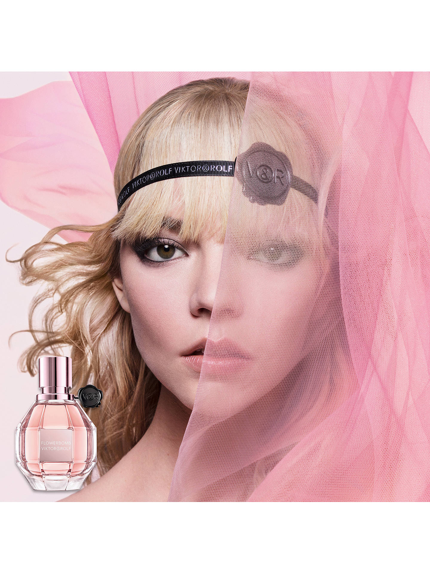 Buy Viktor & Rolf Flowerbomb Eau de Parfum, 50ml Online at johnlewis.com