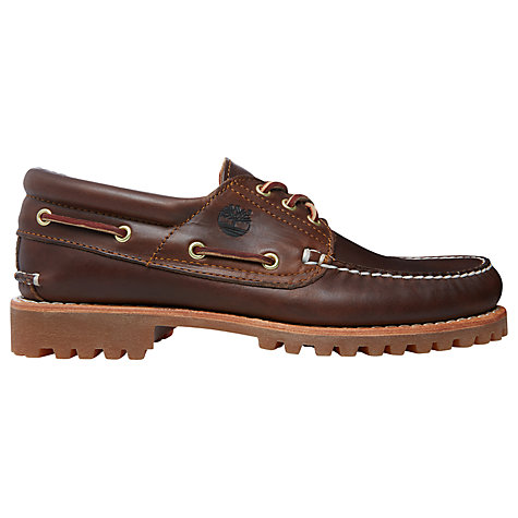 Buy Timberland Handsewn Boat Shoes Online at johnlewis.com