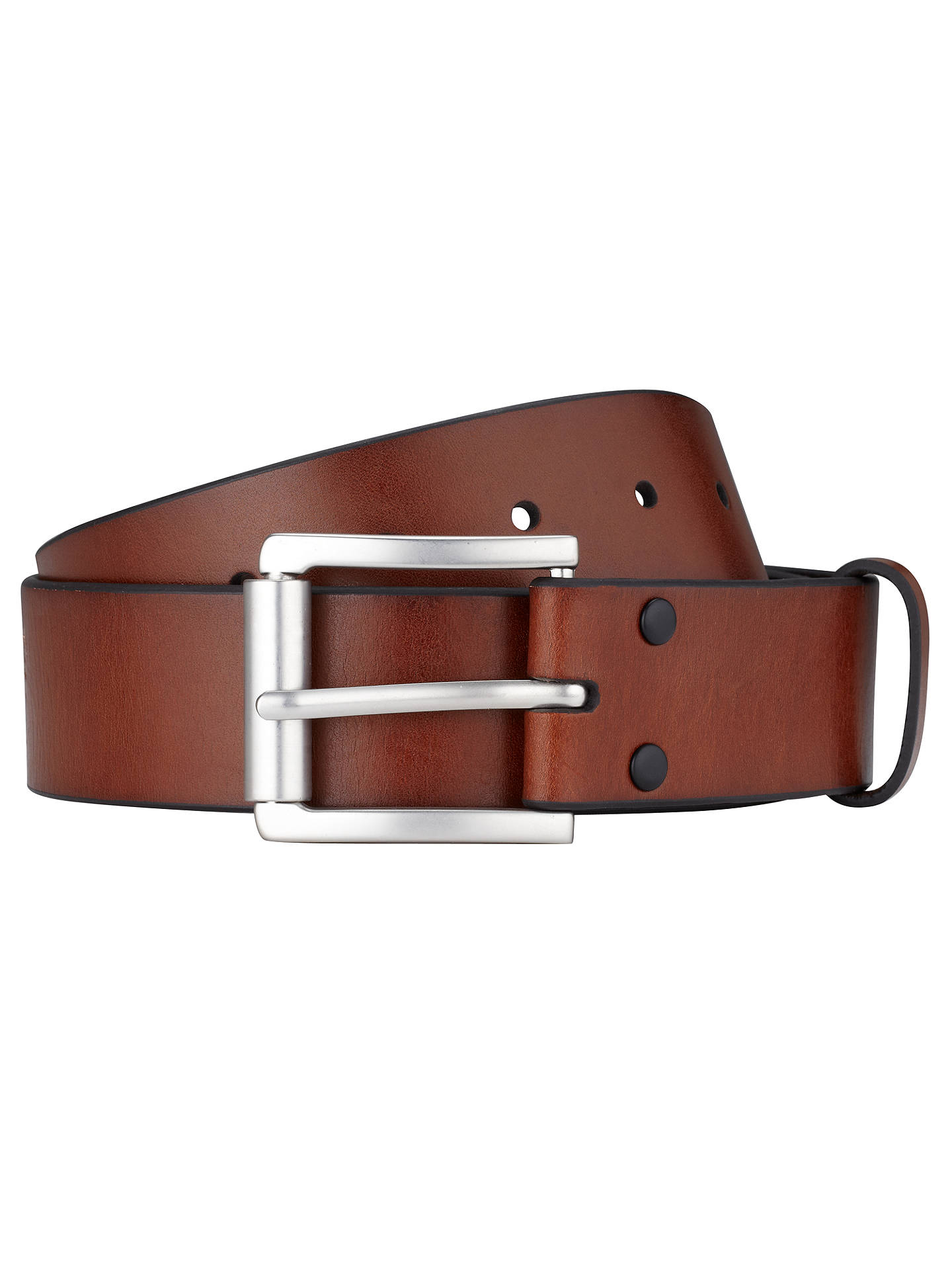 Kin By John Lewis Reversible Belts Mens Accessories Blue Brown Chrimson