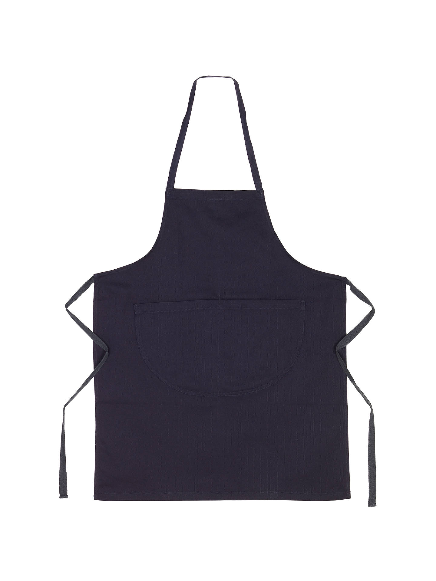 BuyJohn Lewis & Partners Craft Apron, Navy, Youth Online at johnlewis.com