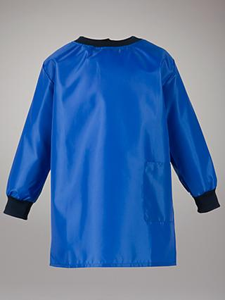 School Paint Smock, Blue