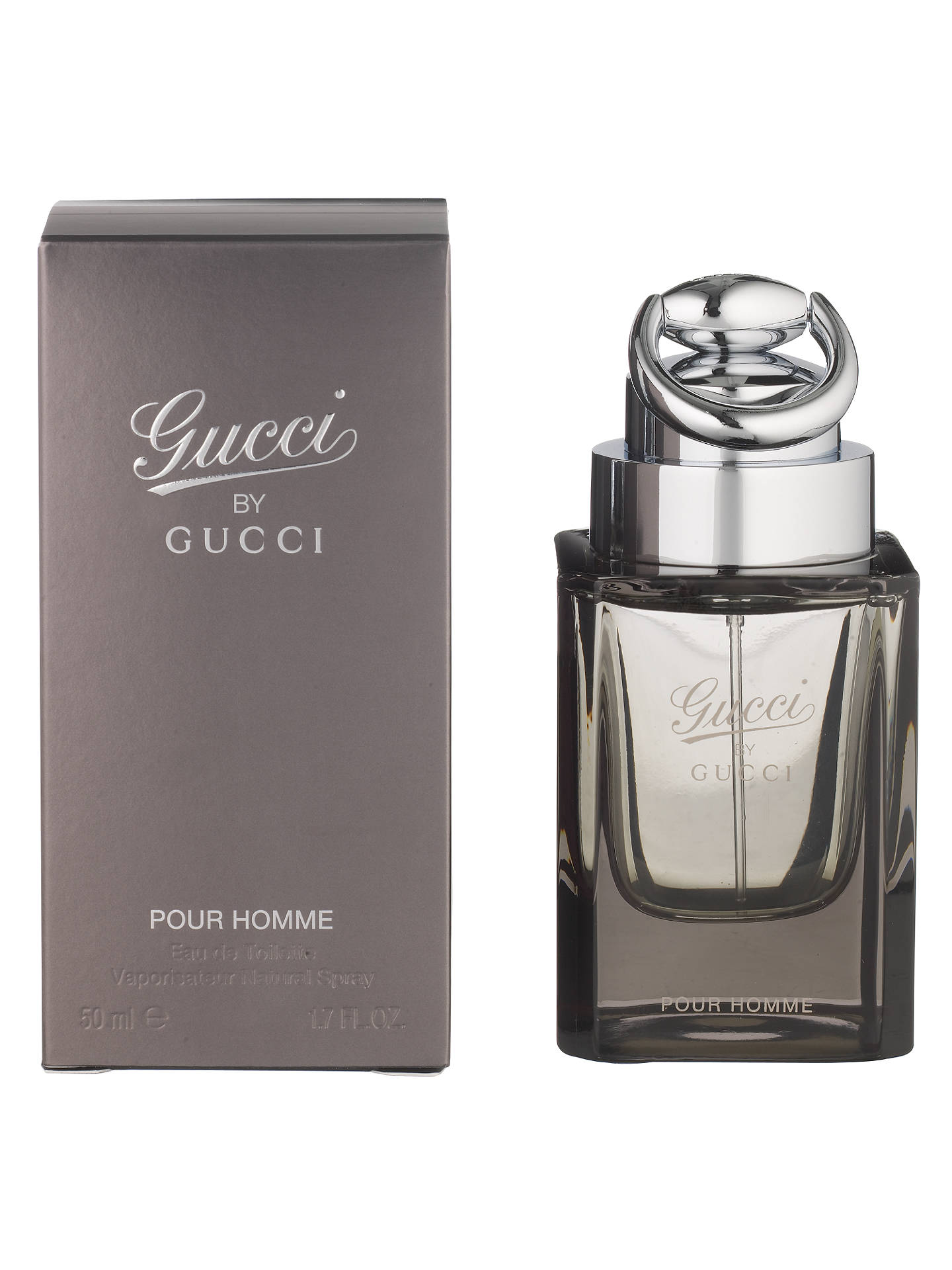 5e3208b35cb Gucci by Gucci Pour Homme Eau de Toilette at John Lewis   Partners