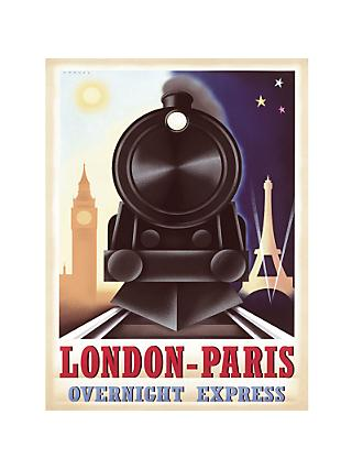 Steve Forney - London-Paris Overnight Express