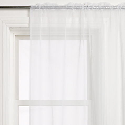 Buy Venice Slot Headed Voile Panel Online at johnlewis.com
