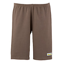 Buy Brownies Uniform Cycle Shorts, Brown Online at johnlewis.com