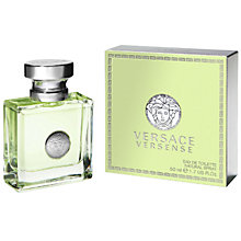 Buy Versace Versense Eau de Toilette Online at johnlewis.com