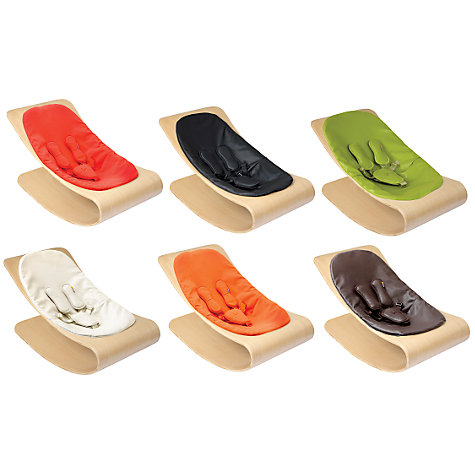 Buy bloom Coco Stylewood Baby Lounger Online at johnlewis.com