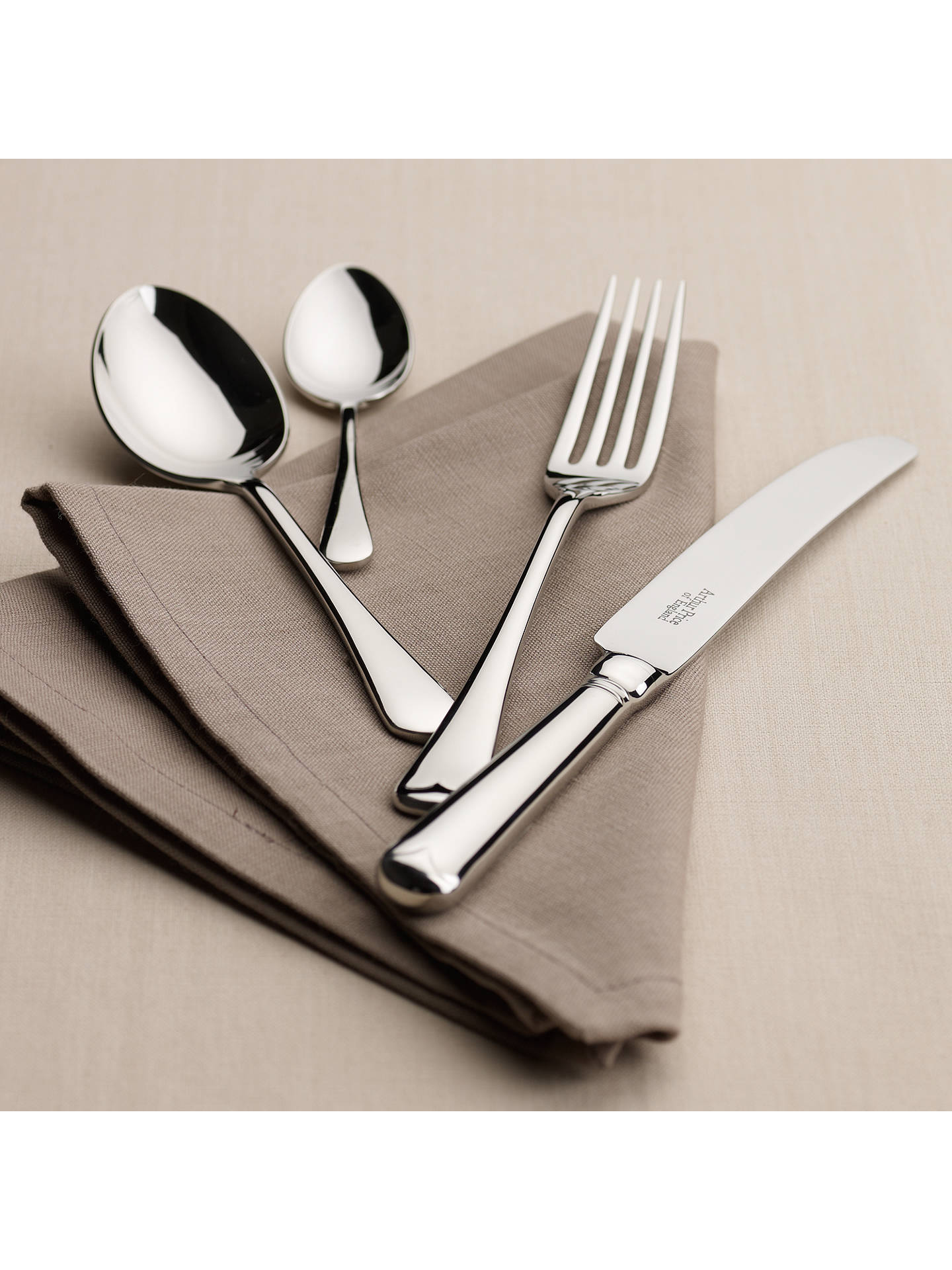 BuyArthur Price Old English Cutlery Set, 24 Piece Online at johnlewis.com