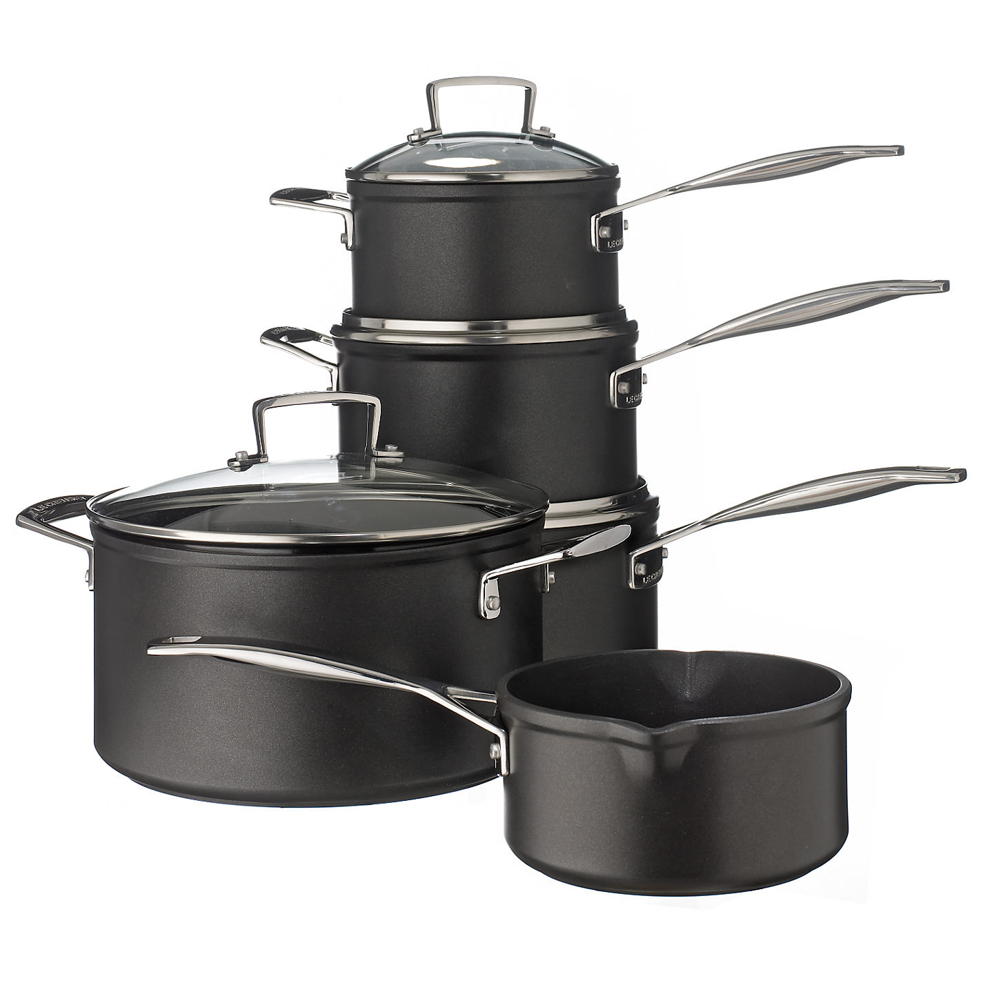 buy le creuset toughened non stick cookware john lewis