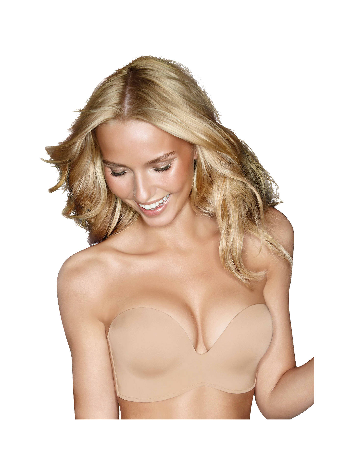 e0780c52f9 Wonderbra Ultimate Strapless Bra at John Lewis   Partners