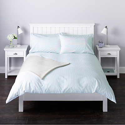 John Lewis Hampton Stripe Cotton Bedding