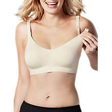 Buy Bravado Body Silk Seamless Nursing Bra, Ivory Online at johnlewis.com