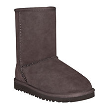 Buy UGG Children's Classic Short Sheepskin Boots Online at johnlewis.com