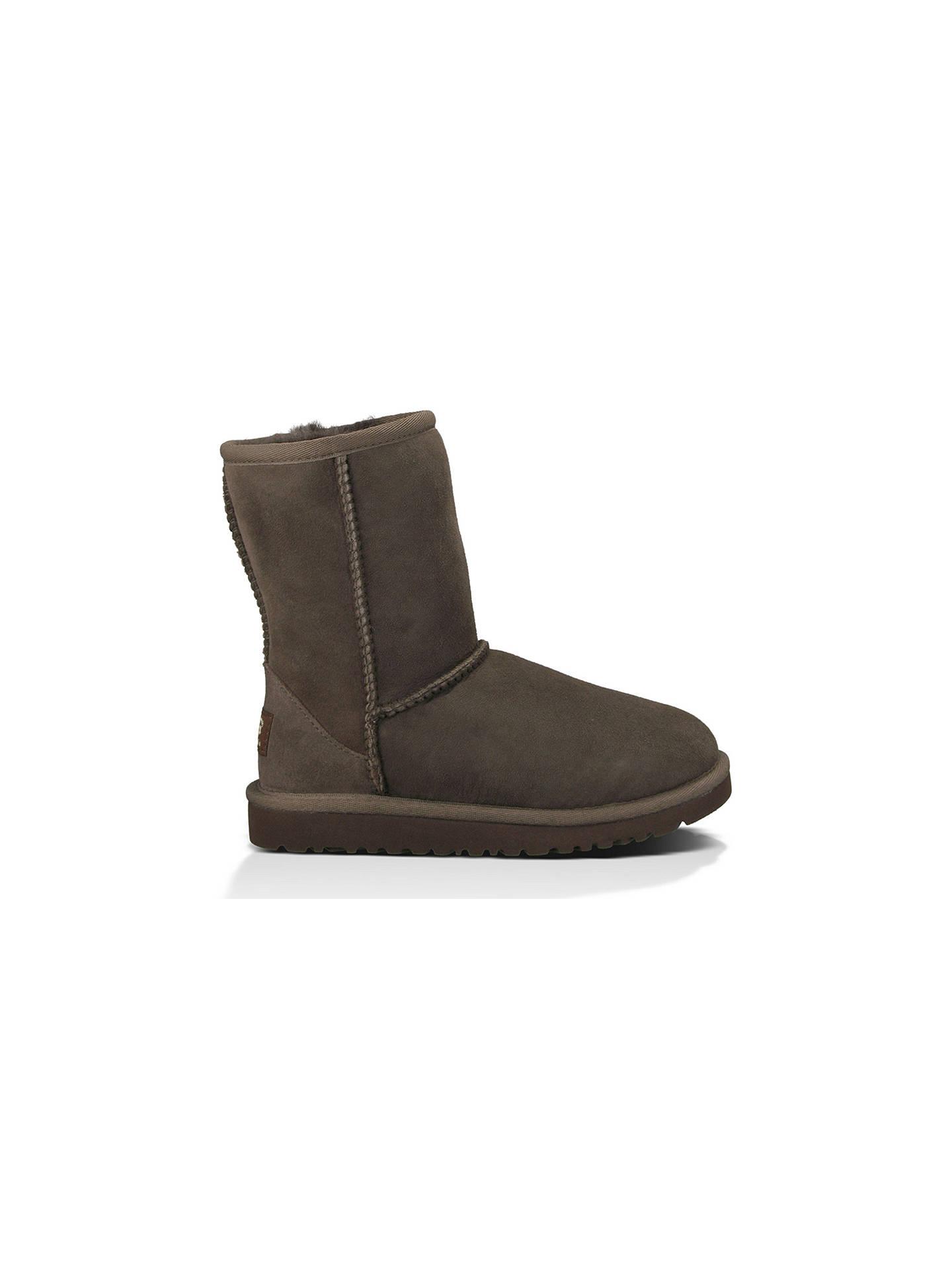 f2deefb1789 UGG Children's Classic Short Sheepskin Boots at John Lewis & Partners