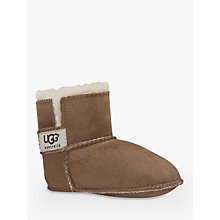 Buy UGG Children's Erin Boots, Chestnut Online at johnlewis.com