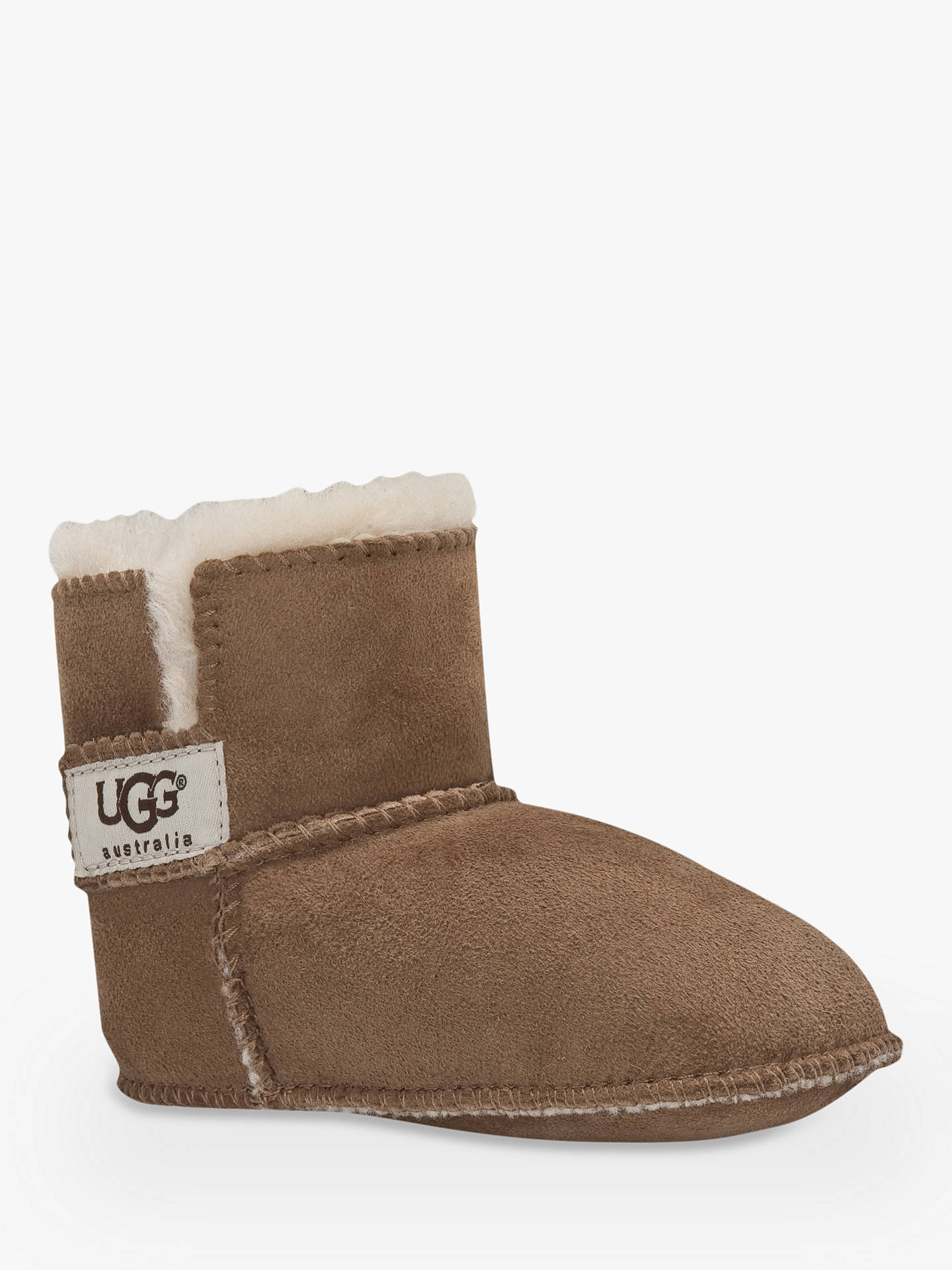 a96b7840127 UGG Children's Erin Boots, Chestnut