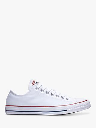 7ccb466d3120 Converse Chuck Taylor All Star Canvas Ox Low-Top Trainers