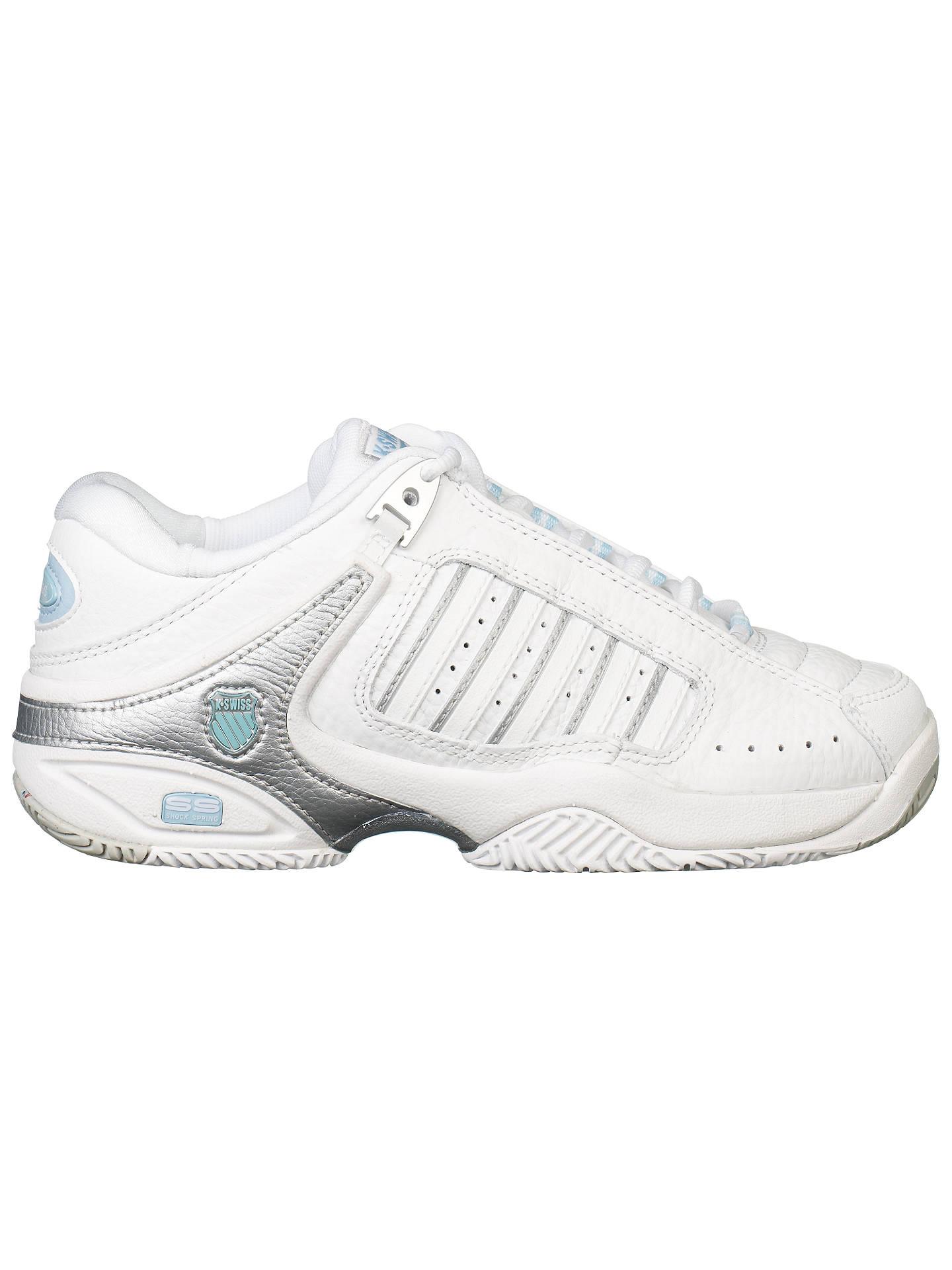 25f3a5f39c5e0 K-Swiss Women's Defier RS Tennis Shoes at John Lewis & Partners