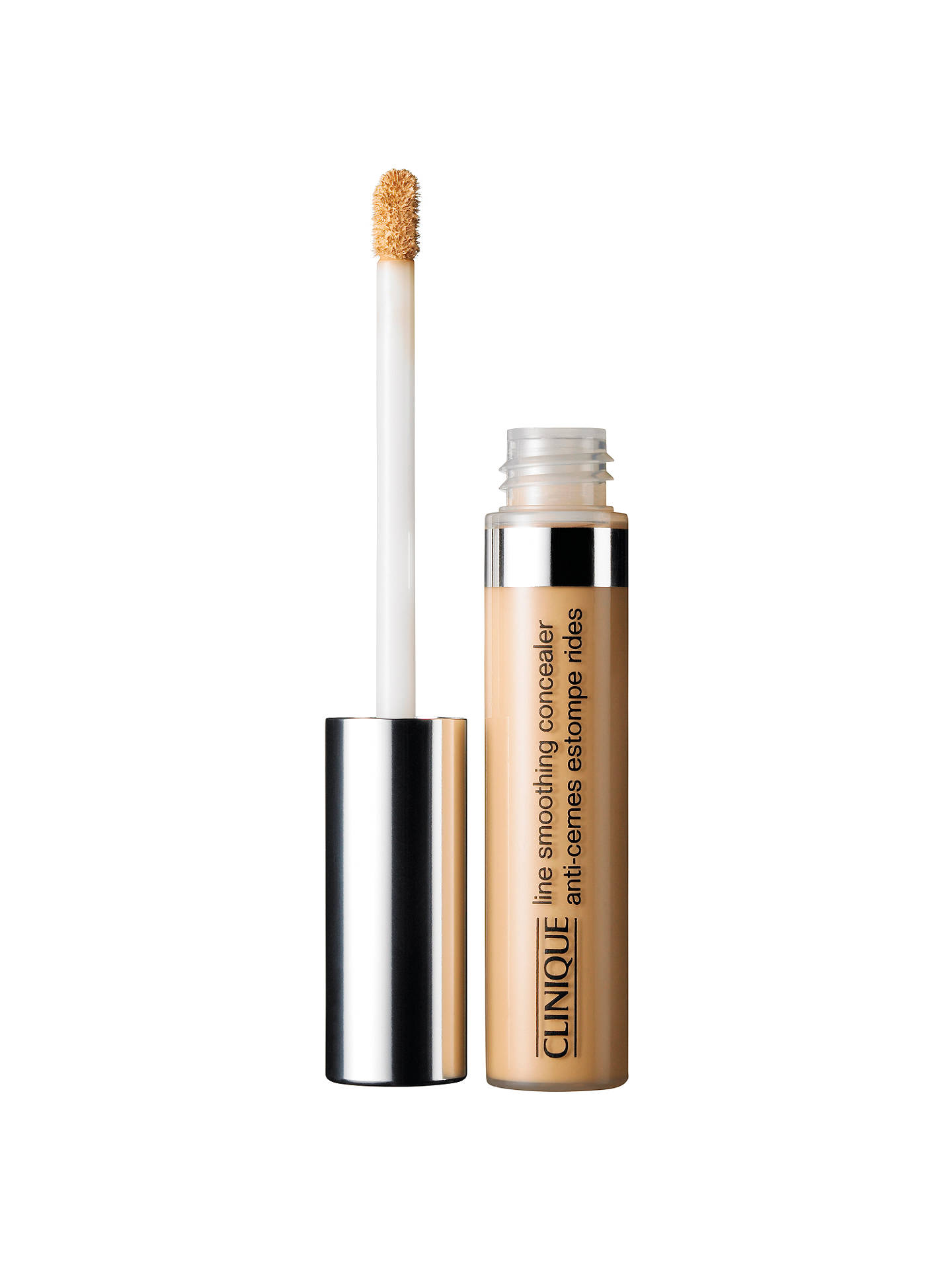 BuyClinique Line Smoothing Concealer - All Skin Types, Moderately Fair Online at johnlewis.com