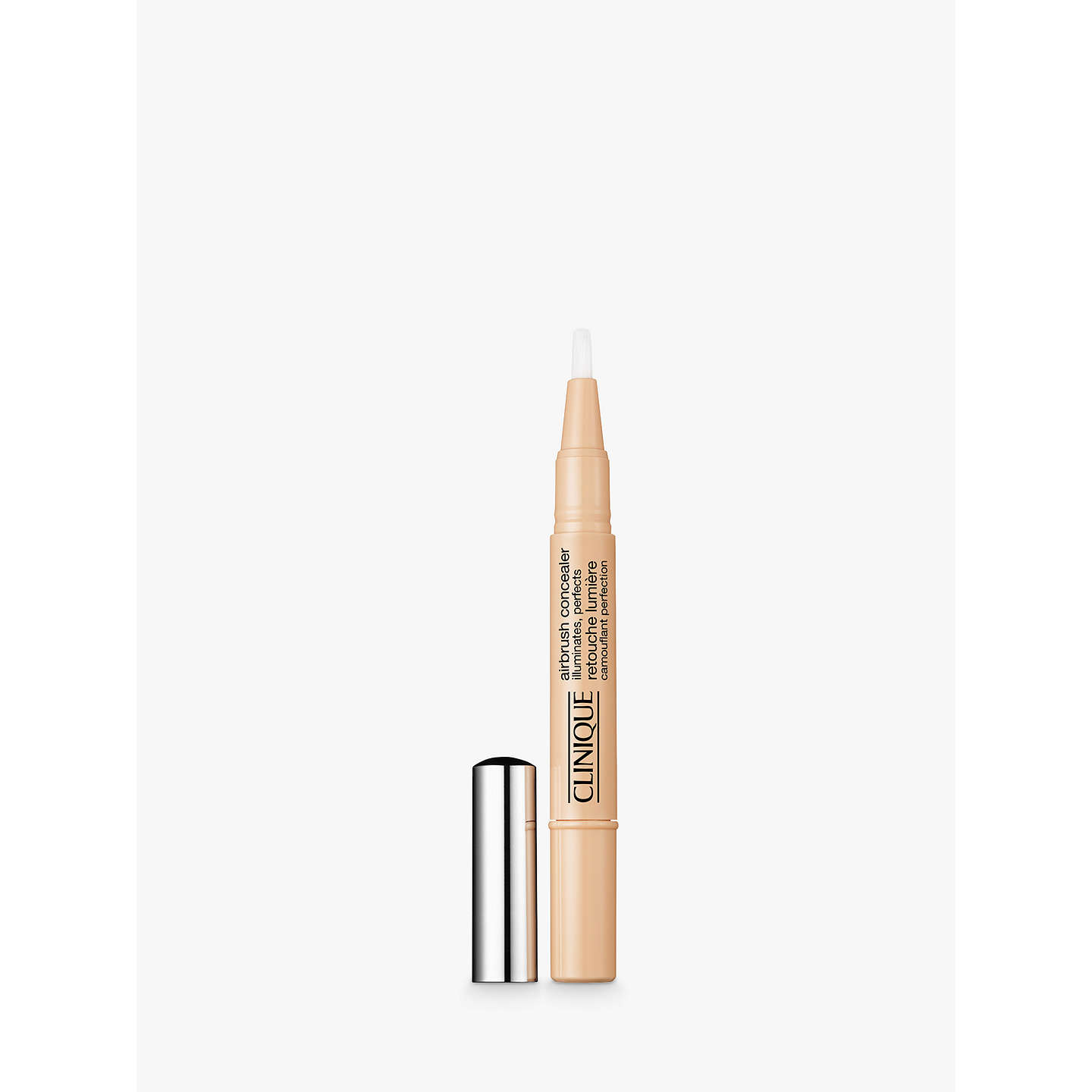 BuyClinique Airbrush Concealer - All Skin Types, 1.5ml, Deeper Caramel Online at johnlewis.com