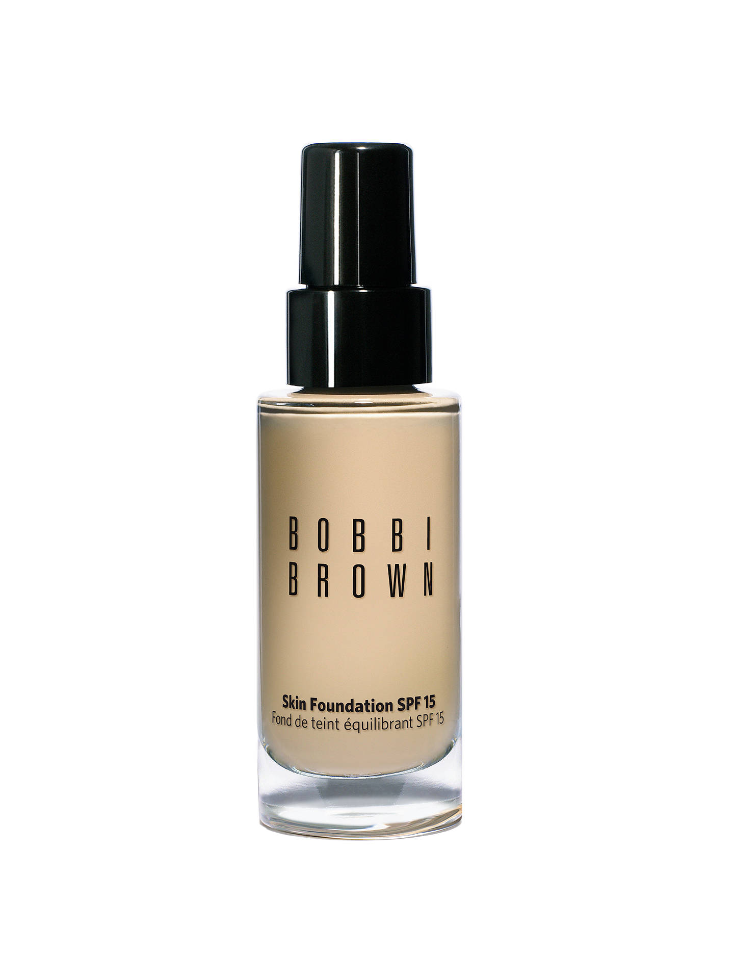 Buy Bobbi Brown Skin Foundation SPF15, Chestnut 9 Online at johnlewis.com