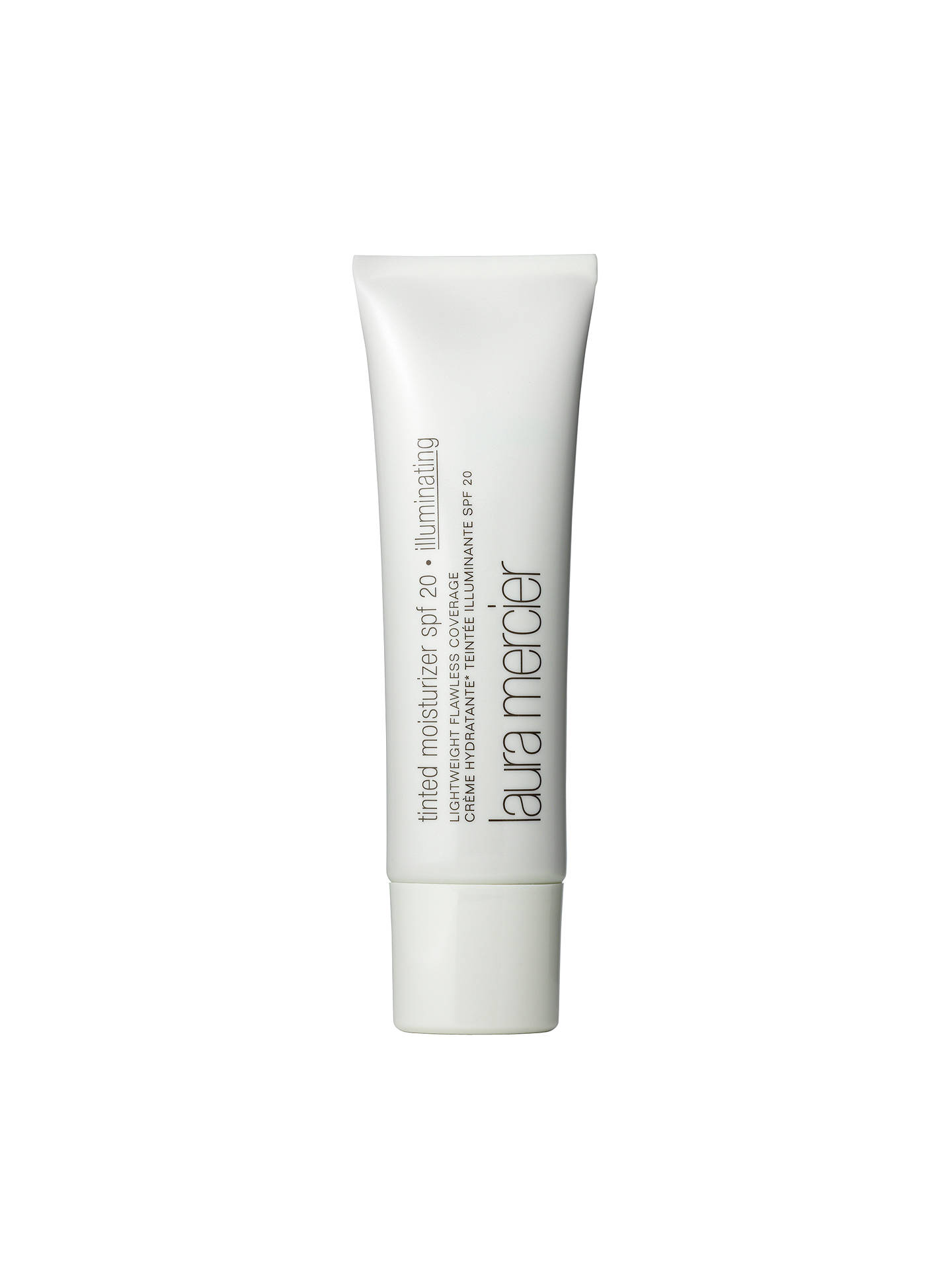 Buy Laura Mercier Illuminating Tinted Moisturiser SPF 20, Natural Radiance Online at johnlewis.com