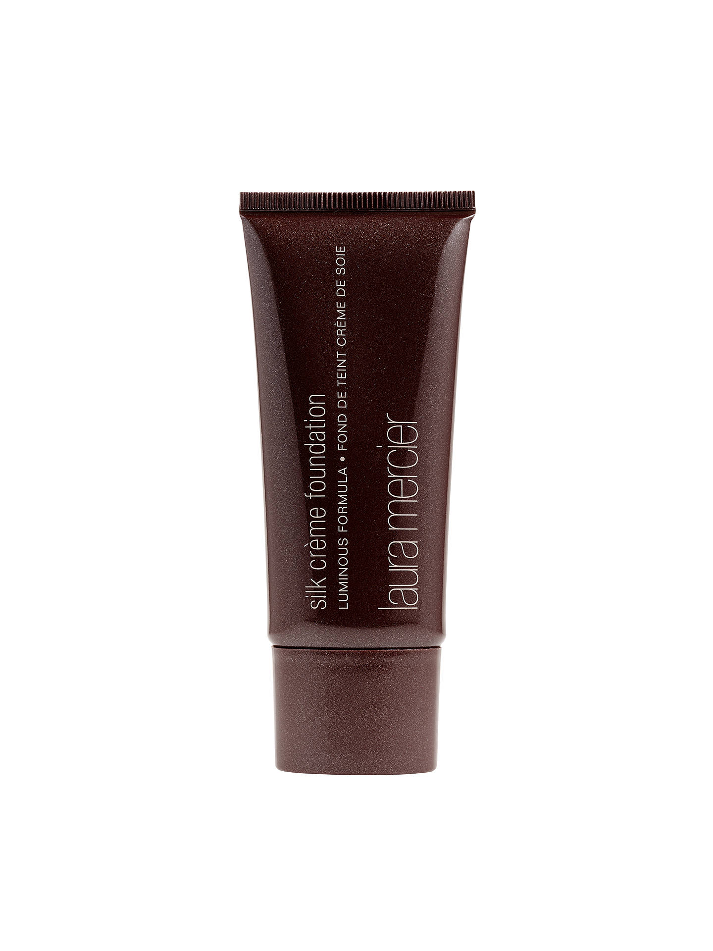 Buy Laura Mercier Silk Crème Foundation, Cream Ivory Online at johnlewis.com