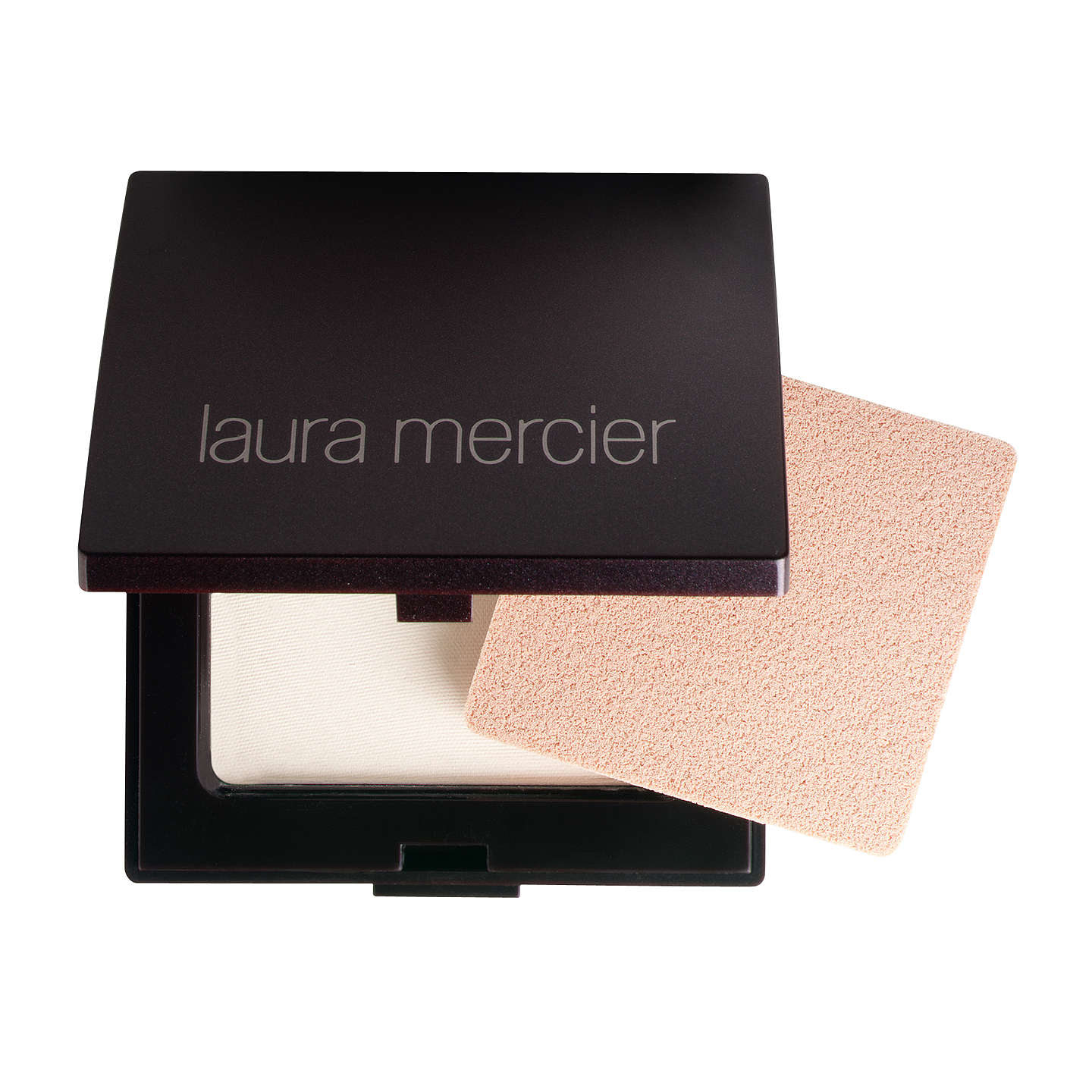 how to clean the laura mercier puff