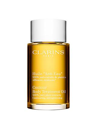Clarins Contour Body Treatment Oil - Contouring/Strengthening, 100ml