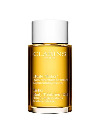 Clarins Relax Body Treatment Oil - Soothing/Relaxing, 100ml