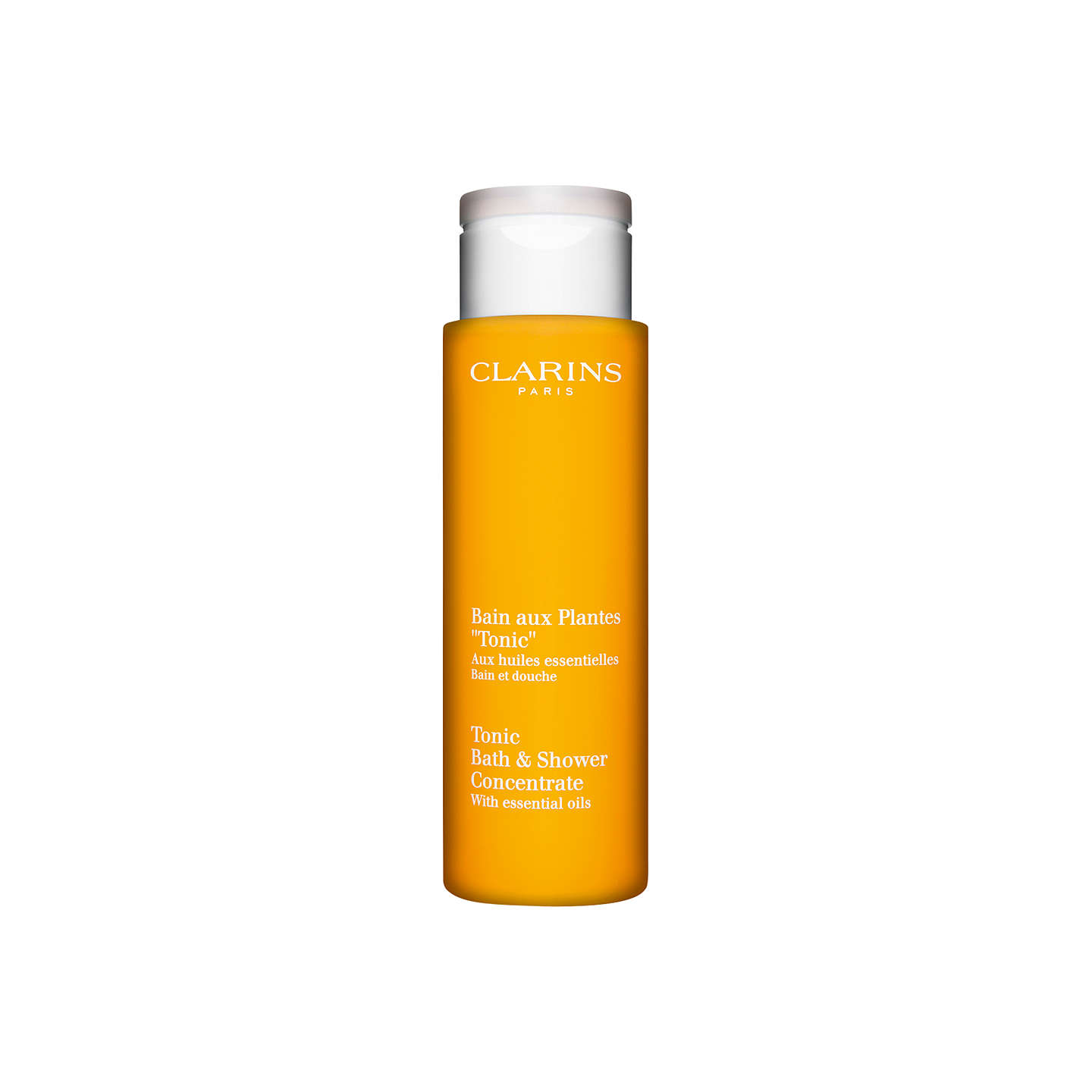 Clarins Tonic Bath And Shower Concentrate 200ml At John Lewis