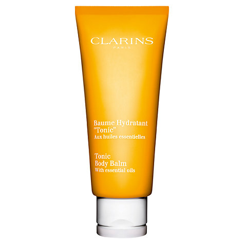 Buy Clarins Toning Body Balm Online at johnlewis.com