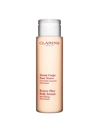 Clarins Renew-Plus Body Serum, 200ml