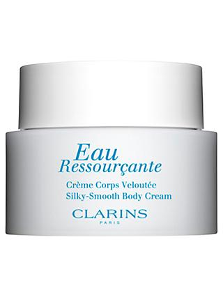 Clarins Eau Ressourçante Silky Smooth Body Cream, 200ml