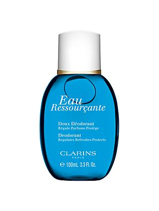 Clarins Eau Ressourçante Fragranced Gentle Deodorant, 100ml