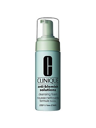 Clinique Anti-Blemish Solutions Cleansing Foam, 125ml