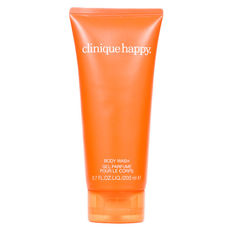 Buy Clinique Happy Body Wash, 200ml Online at johnlewis.com