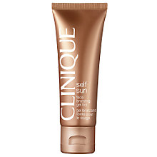 Buy Clinique Face Bronzing Gel Tint, 50ml Online at johnlewis.com